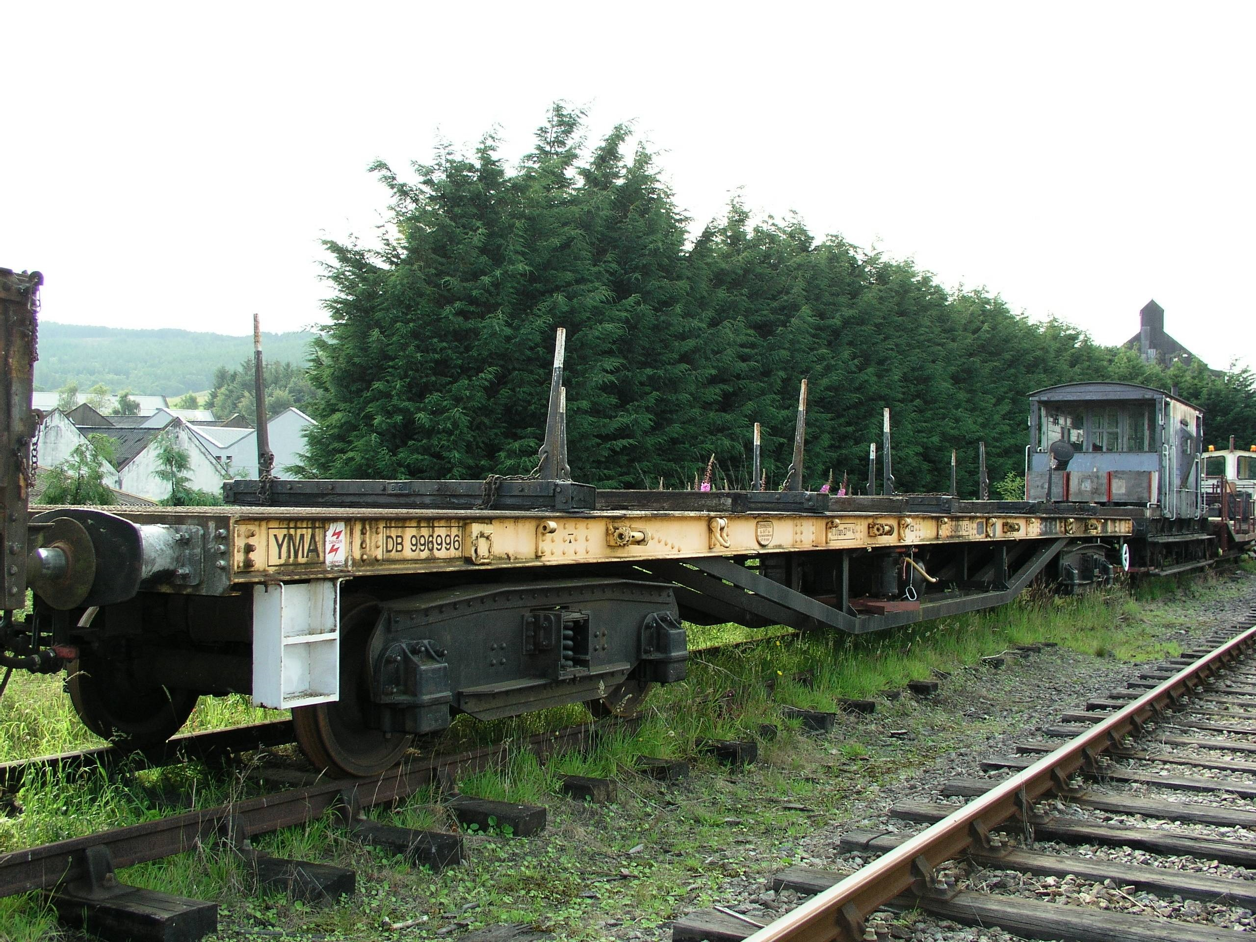 Rolling Stock - Keith and Dufftown Railway